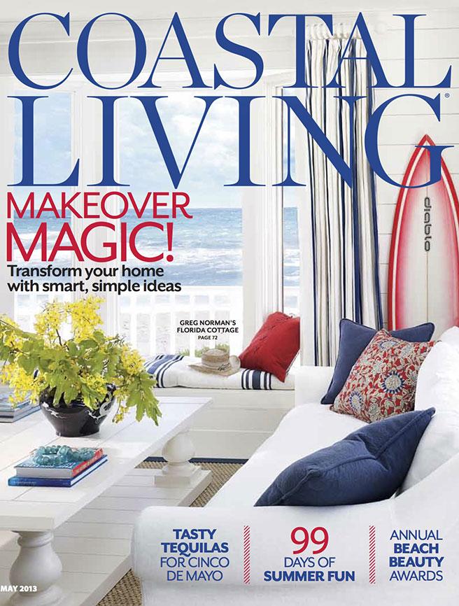 Coastal Living (May 2013)